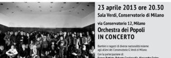 """(Italiano) Conservatorio di Musica G. Verdi – """"L'Orchestra dei popoli Vittorio Baldoni in concerto"""""""