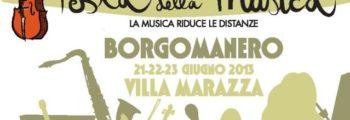 (Italiano) Recital di pianoforte – Borgomanero, Villa Marazza