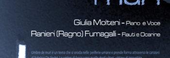 16 Febbraio 2019 – Umbre de Muri @ Teatro Gruppo Popolare